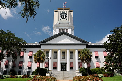 Florida state capitol building, Tallahassee, FL