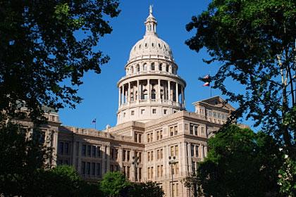 Texas state capitol building, Austin, TX